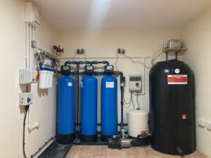 Water Treatment plant Lamare Water 2021